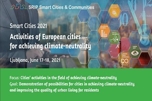 "Smart Cities 2021: ""Activities of European cities for achieving climate-neutrality"
